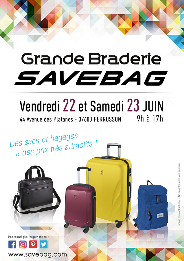 BRADERIE Flyer A4 poids plume